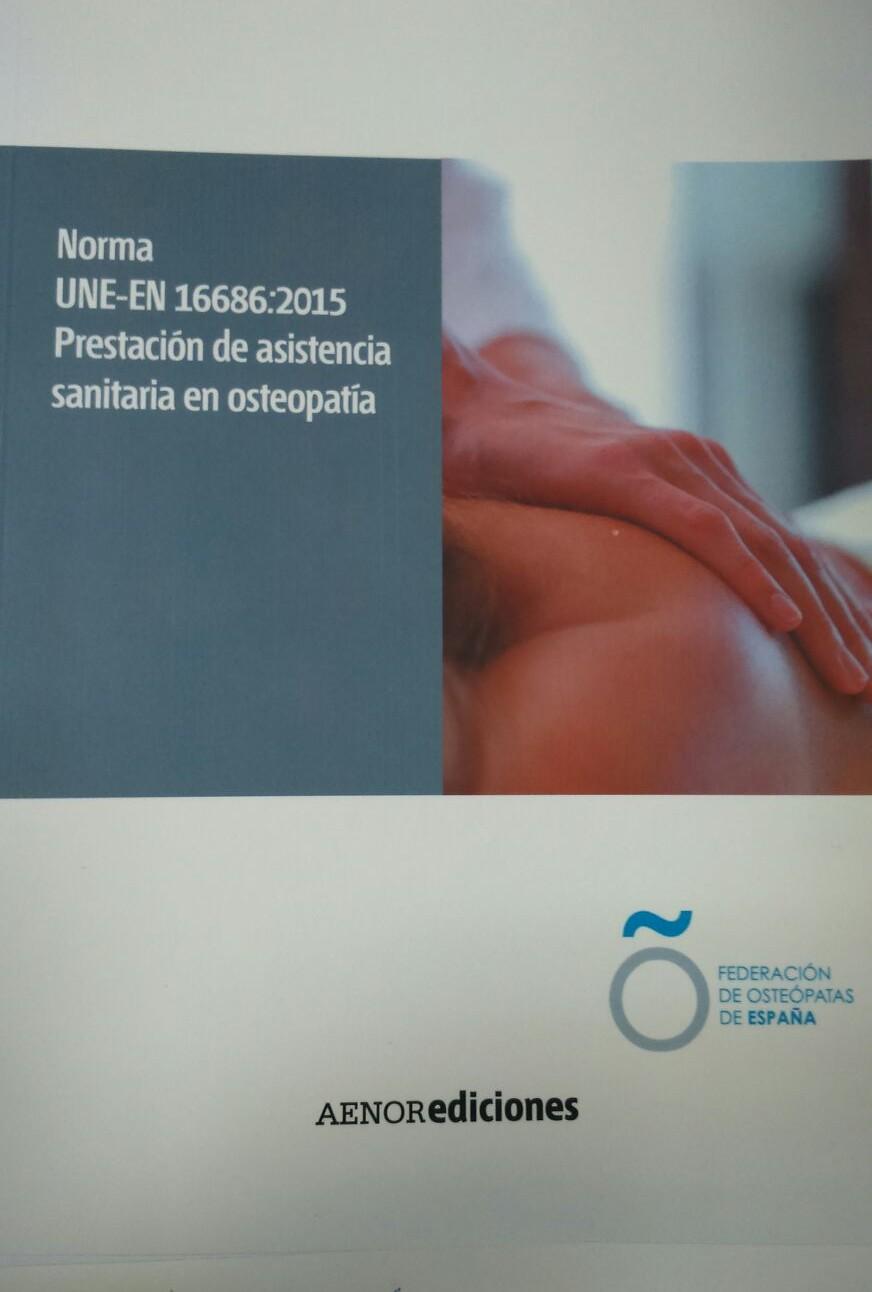 APERTURA MÁSTER EN OSTEOPATÍA A TITULADOS NO SANITARIOS
